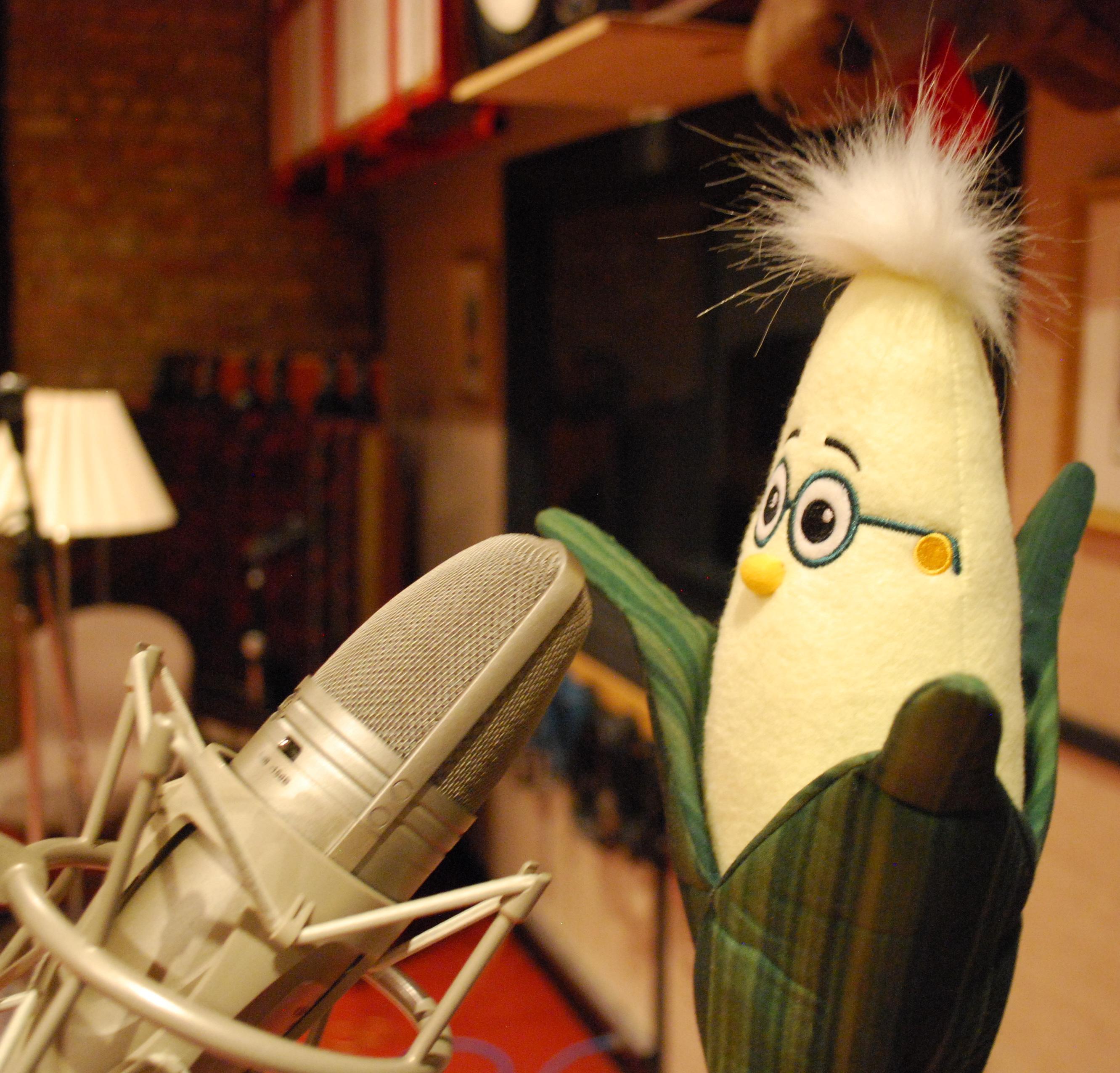 Frank microphone
